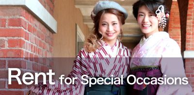 Perfect for weddings, school ceremony, graduation, shichigosan and other special occasion!