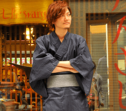 Yukata Plan for Men