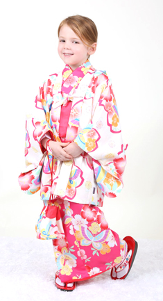 Kimono Plan for Children